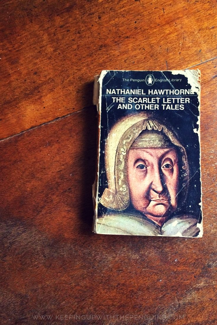 The Scarlet Letter Nathaniel Hawthorne Classic books