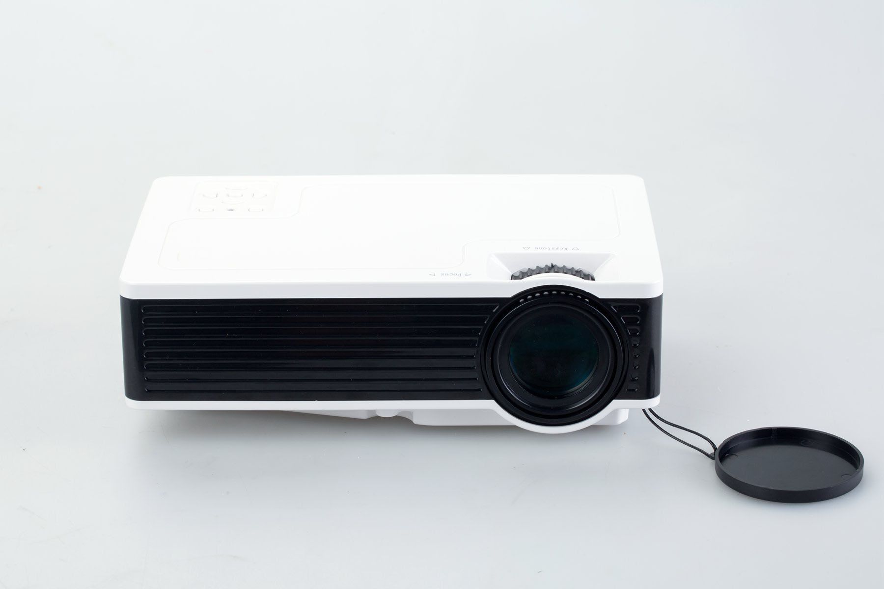 WeJoy JX-23 1500Lumens Video Home Projector 150 Inches Display Support 1080P HDMI VGA USB SD AV input for Home Cinema