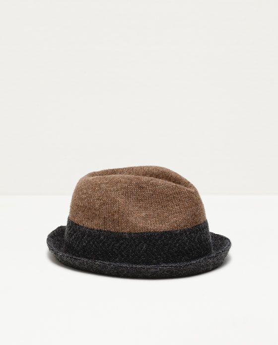 Knit Fedora Knitted Hats Hats Men Fashion Today