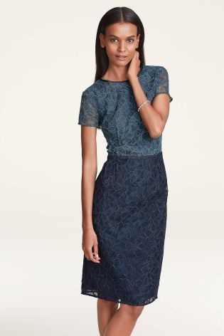 Buy Lace Shift Dress from the Next UK online shop | Lace ...