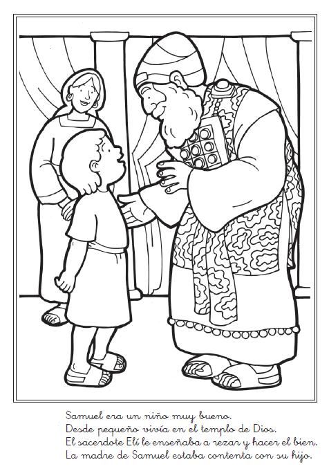 Imagen+del+profeta+Samuel+para+colorear.png (476×681)   Enseñanza ...