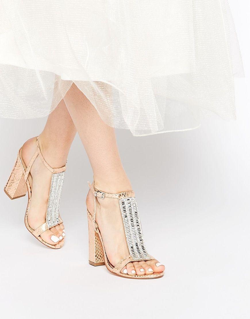 Sandals shoes holidays - Shanayay S Wedding Abbey S Wedding Wedding Shoes Holidays Embellished Dresses Wedding Wear Nude Sandals Heels Shoes Sandals At Nye Heels