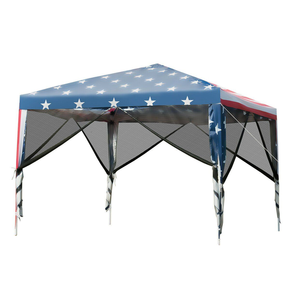 Outdoor 10 X 10 Pop Up Canopy Tent Gazebo Canopy In 2020 Pop Up Canopy Tent Gazebo Canopy Canopy Tent