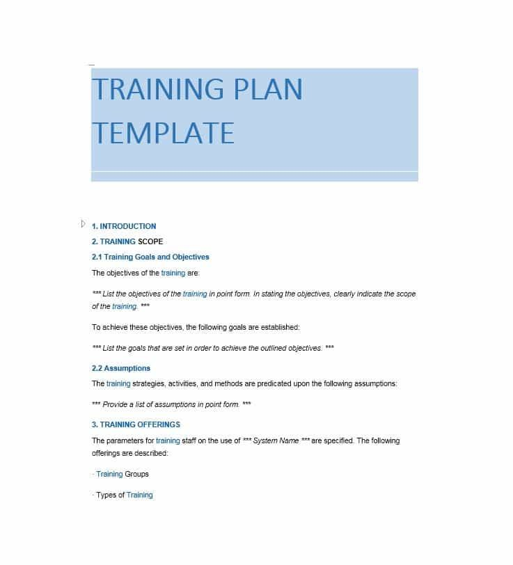 training manual template if you want to create a user manual then