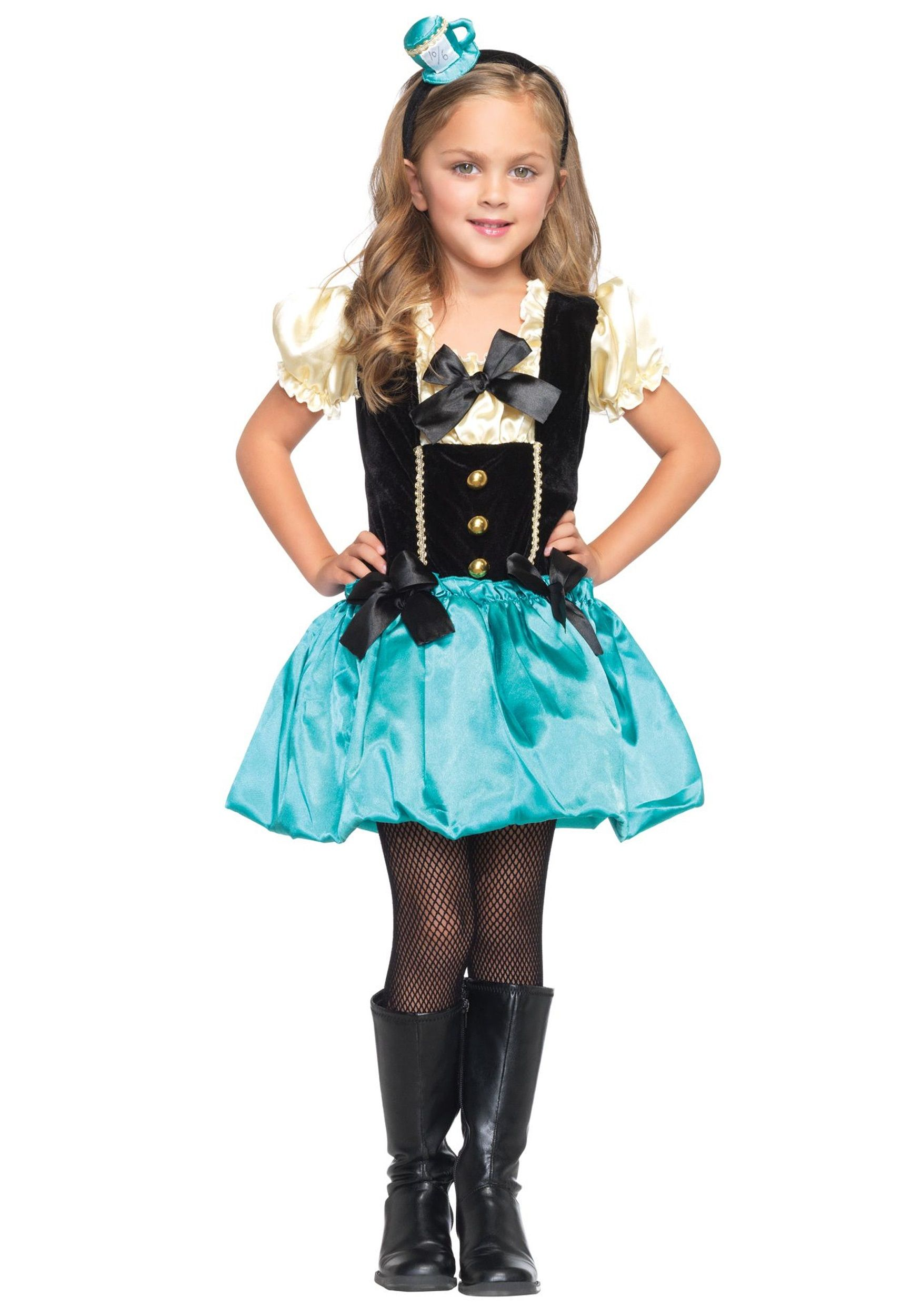 girl costumes | Costume Ideas Alice in Wonderland Costumes Mad ...