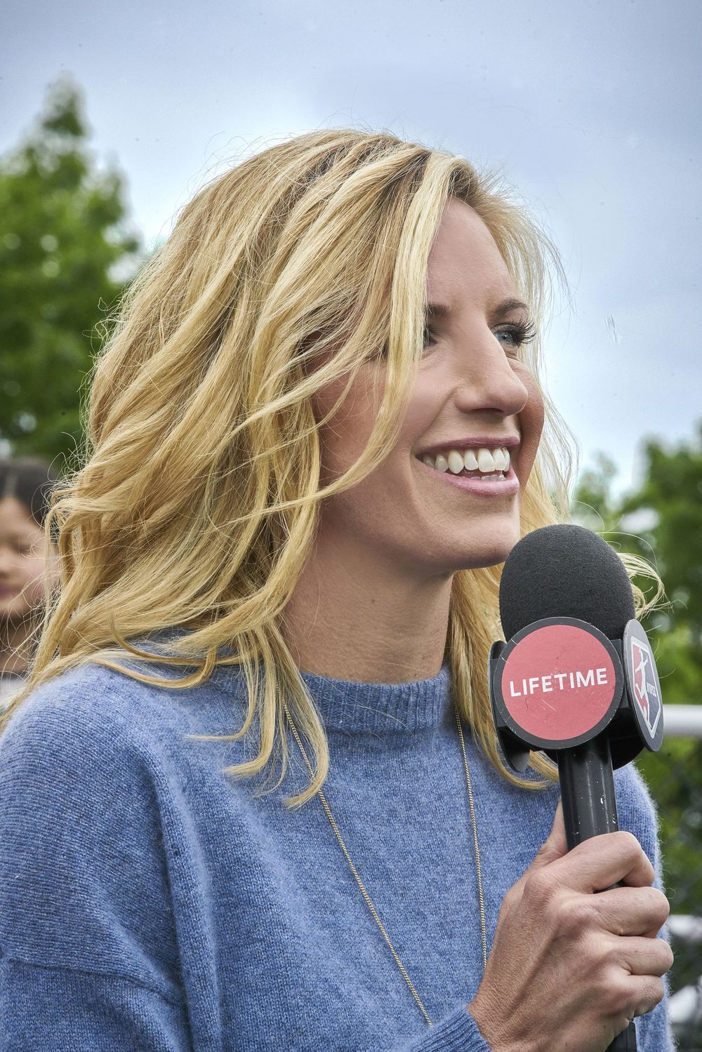 FOX Sports announcer Aly Wagner Fox sports, Women, Handsome