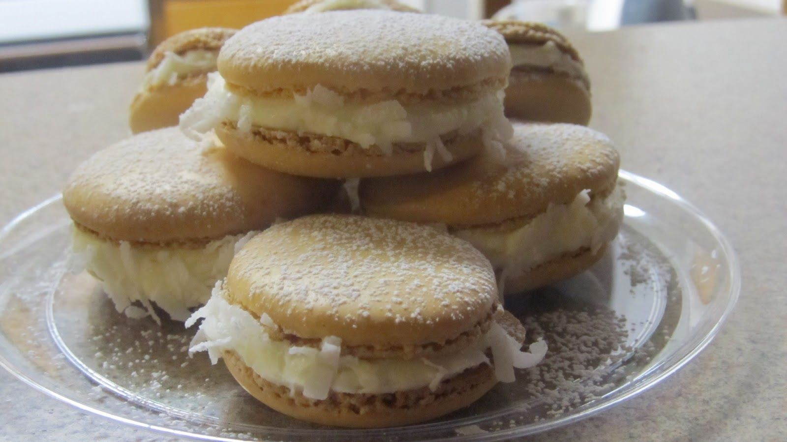 My Pina Colada French Macarons | Turning my hidden passion into a possible future!
