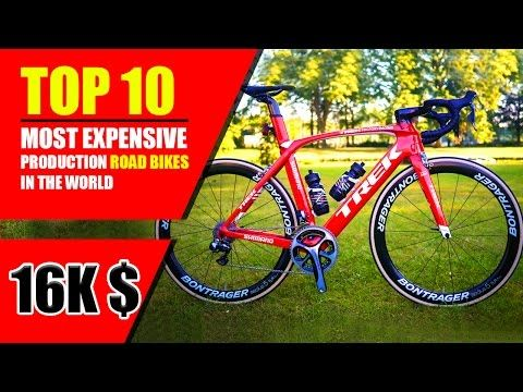Top 10 Most Expensive Road Bikes In The World Arenal