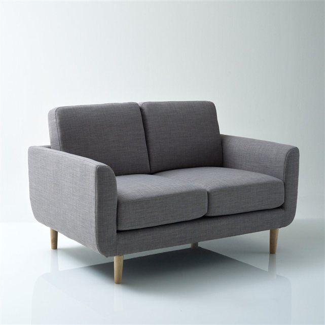 Canape 2 Places Jimi Furniture Home Decor Interior