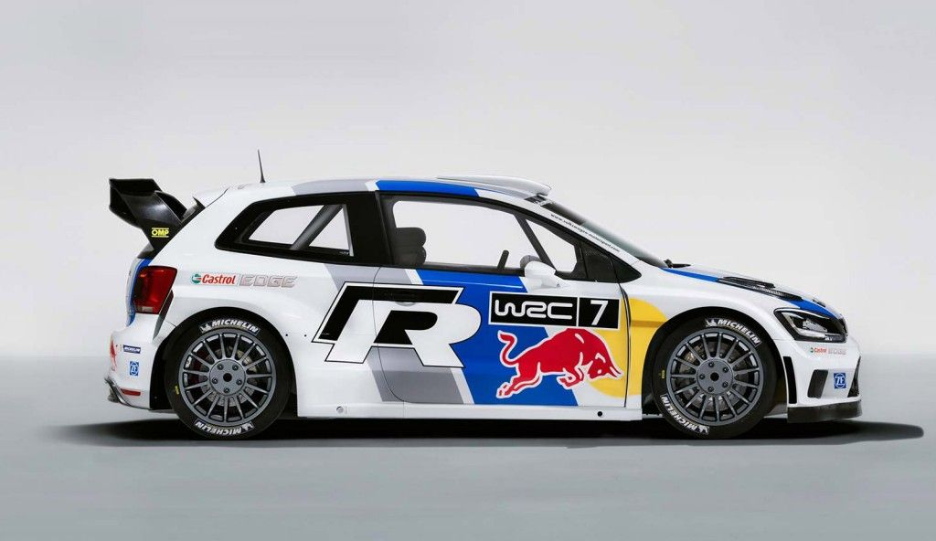 2013 Wrc Vw Polo R Is A Mean Looking Machine I Wonder Why More Automakers Aren T Entered In Wrc Races Though I Would Love Volkswagen Polo Vw Polo Volkswagen