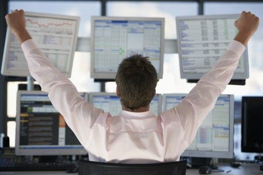 Banc De Binary is sure: professional stocks traders are always in the money!