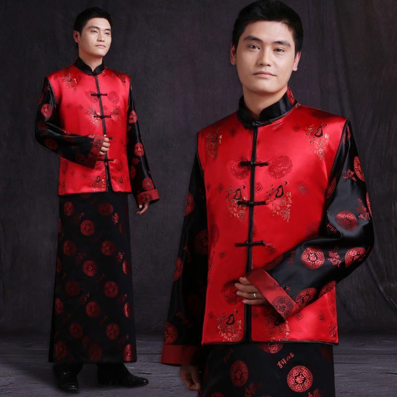 Chinese Wedding Dress For Men Buscar Con Google
