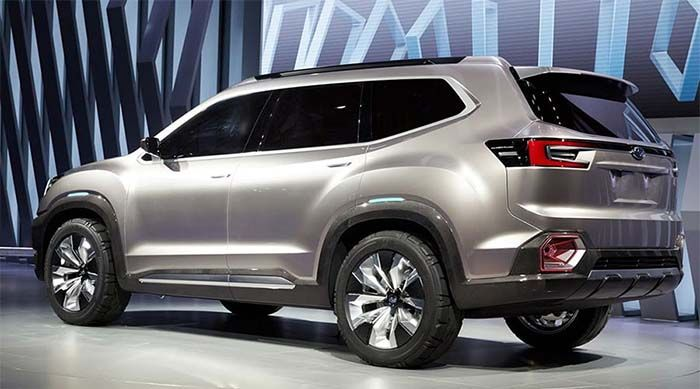 2018 Subaru Ascent Concept