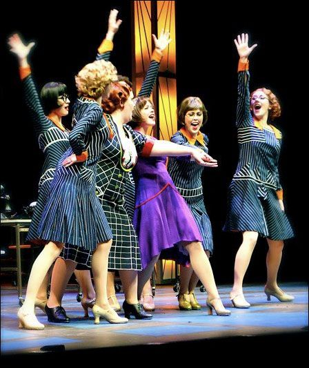 Thoroughly Modern Millie Act 2 Forget About The Boy Hooray For Hollywood Addams Family Musical Theatre Costumes