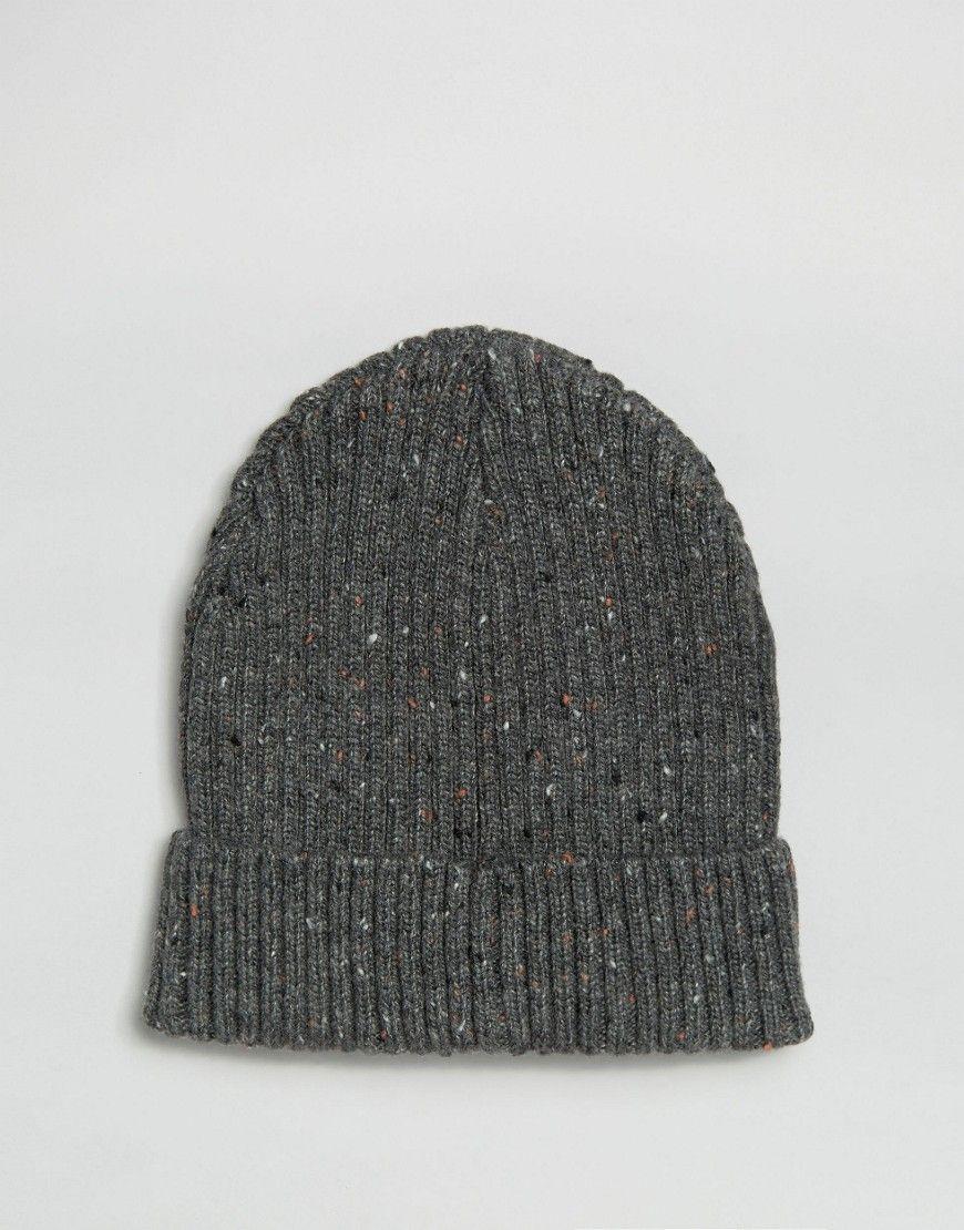 8b75e846f671e0 Neppy Rib Beanie | Hats | Beanie, Hats, ASOS