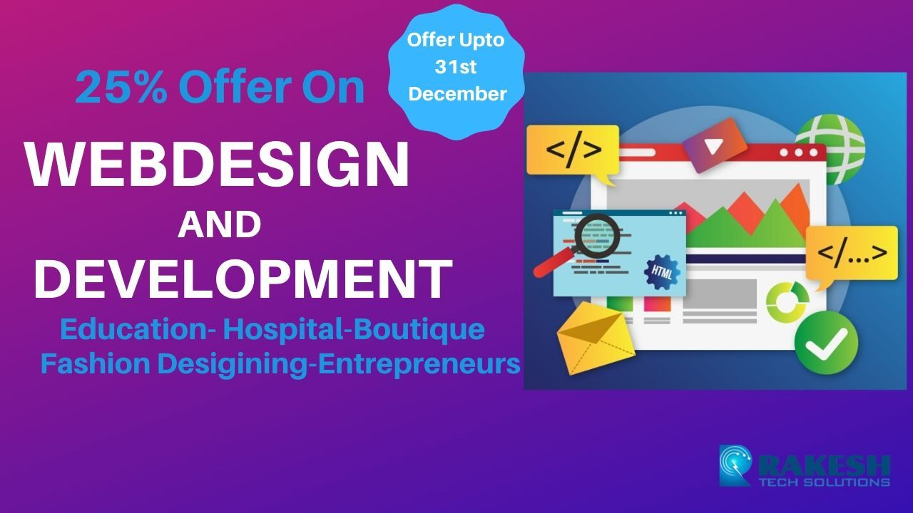 Best Web Design And Development Services With Best Price In Kukatpally Hyderabad Web Design Web Development Design Online Web Design