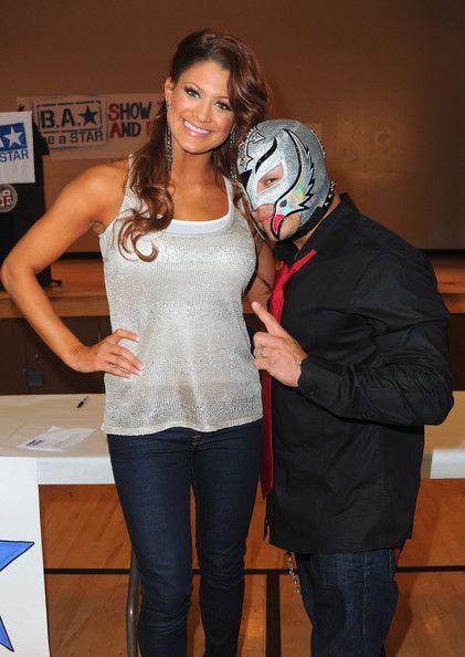 WWE Eve Torres & Rey Mysterio