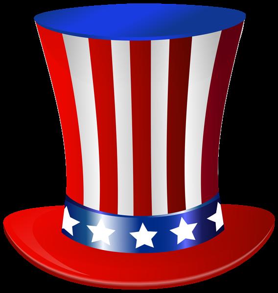 Uncle Sam Hat Png Clip Art Image Fourth Of July Crafts For Kids Uncle Sam 4th Of July Images