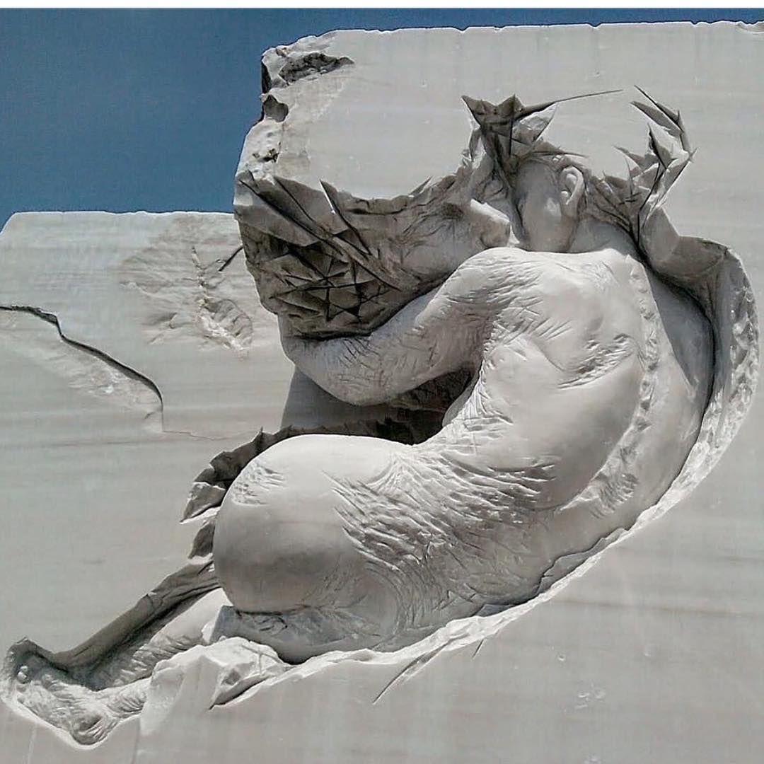 Molto Sculpture by Pascale Archambault arte, scultura, arte  ME31