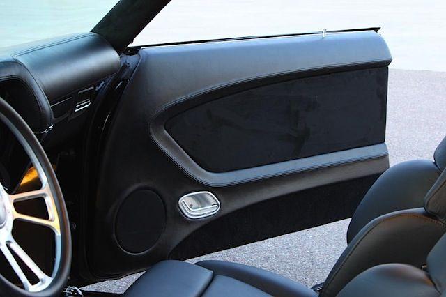 Custom Door Panels By Fesler Built Panel Doors Custom Car Interior Chevelle