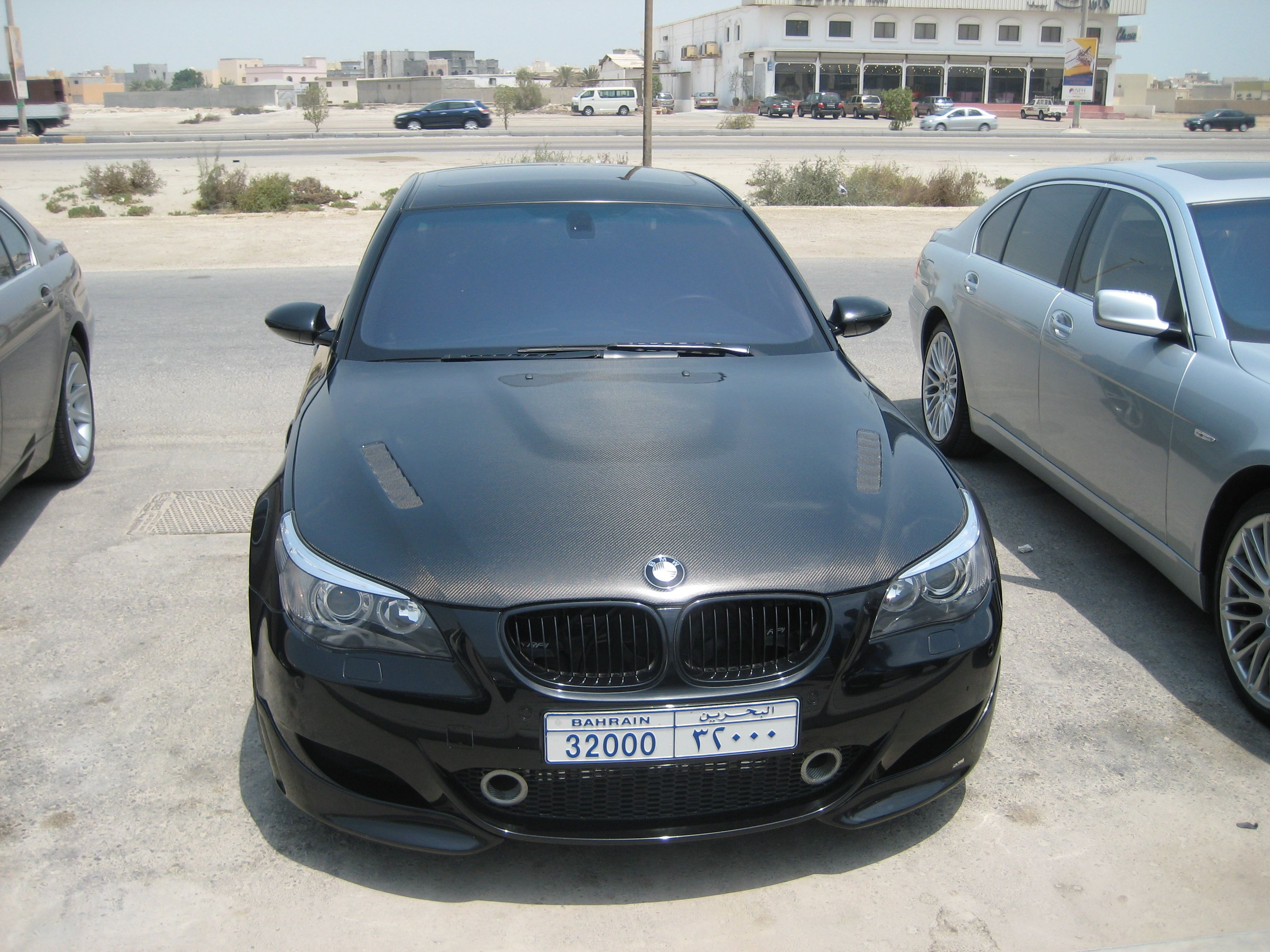 Best Bmw M5 Was The E60 Especially With A Carbon Fiber Hood Ruh