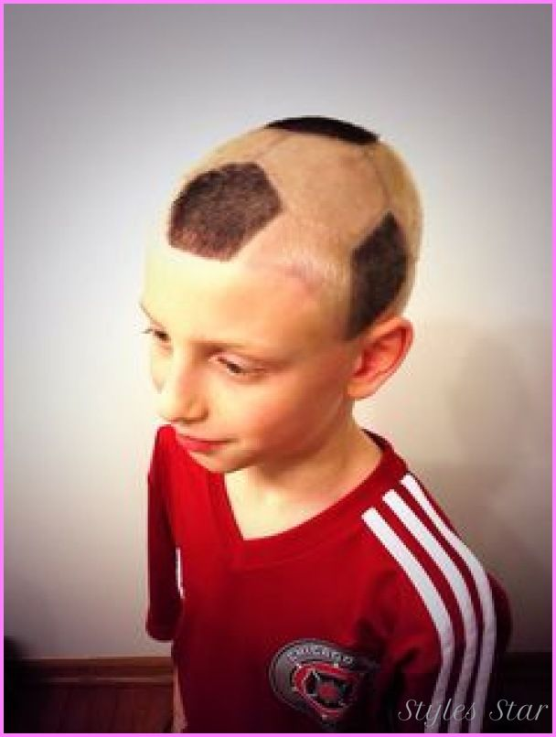 Nice Cool Soccer Haircuts For Kids Stars Style 2018 Pinterest