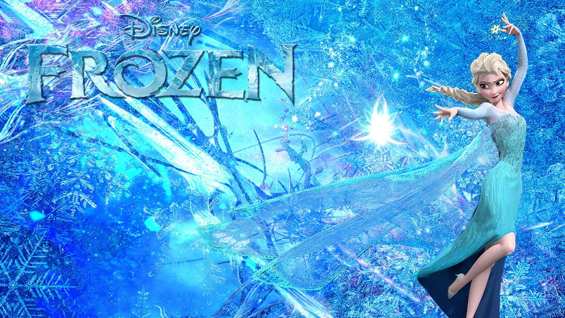 Frozen Wallpaper Tablet Wallpaper Walt disney, Disney
