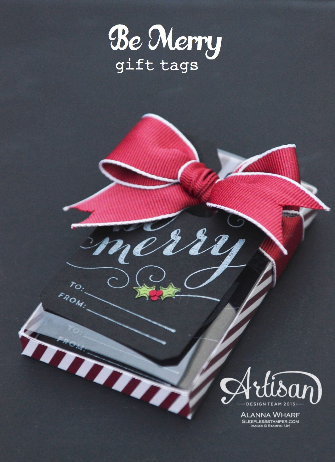 I found this on stampinup.com. Get your supplies for these fabulous projects at http://www.psychostamper.staminup.net
