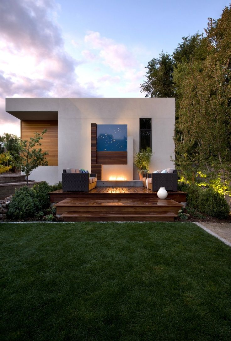 1000+ images about Modern Small House on Pinterest Backyard ... - ^