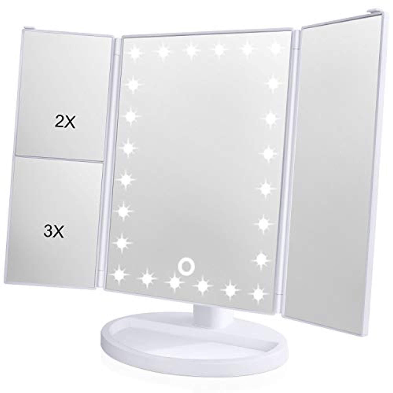 Koolorbs Makeup 21 Led Vanity Mirror With Lights 1x 2x 3x