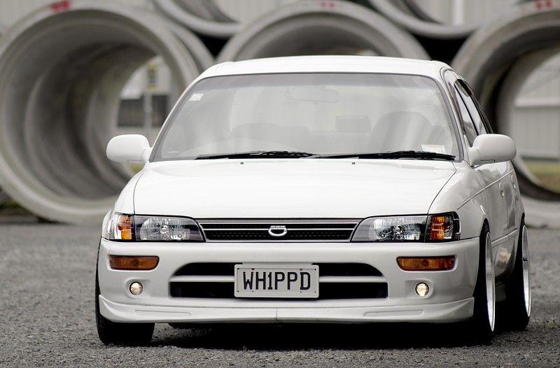 My 93' Corolla From New Zealand (AE100 JDM) - Toyota / Corolla