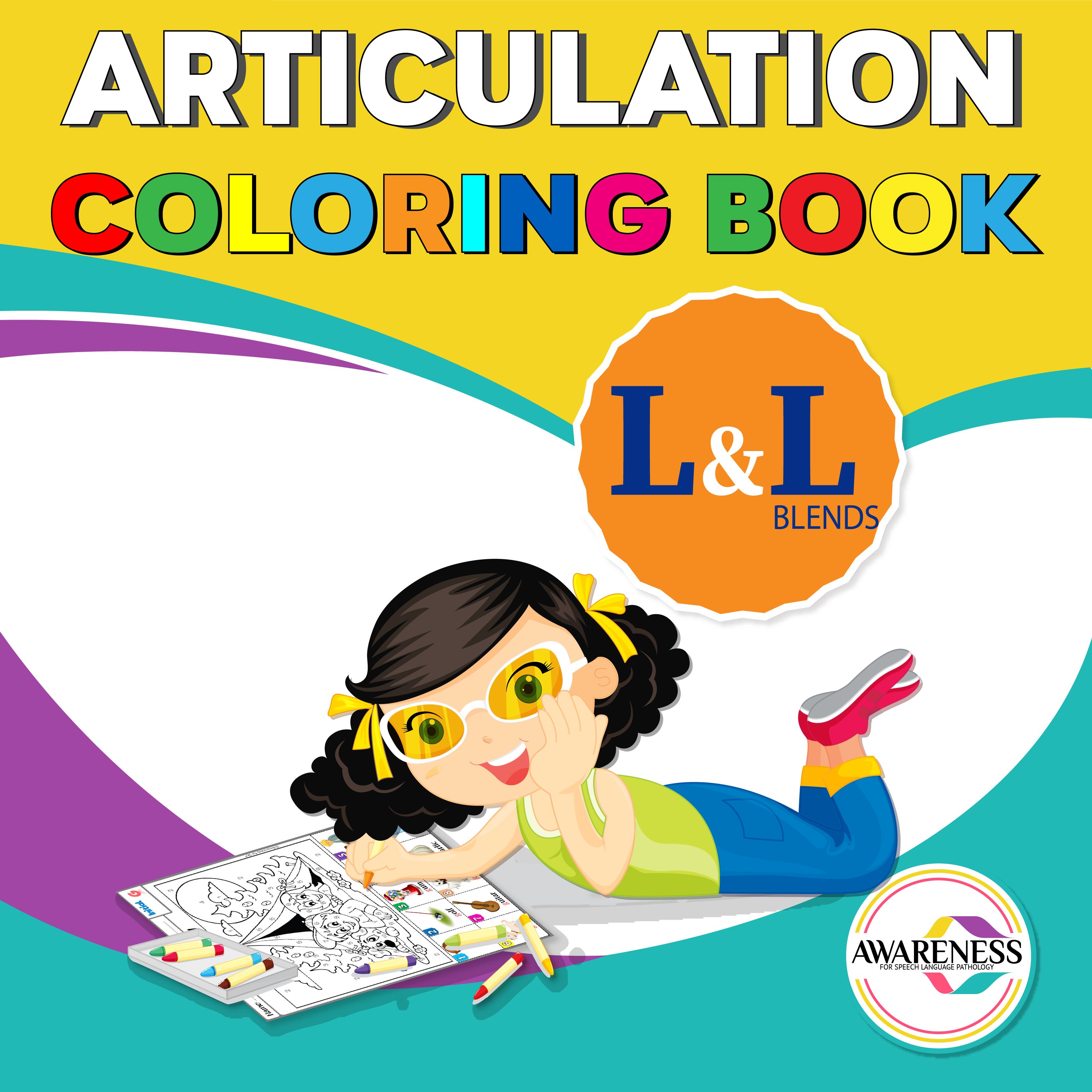 L Articulation Worksheets
