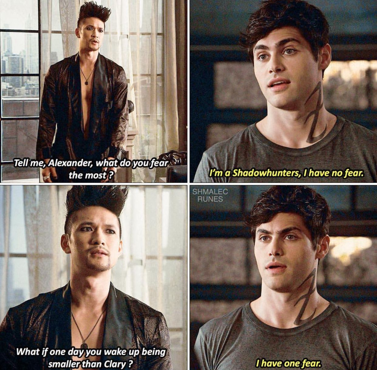 incorrect shadowhunters quotes - HD 1242×1217