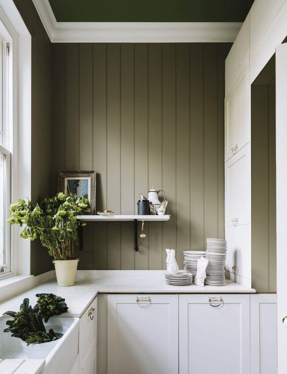2019 Paint Color Trends Farrow Ball Kitchen Paint Colors Kitchen Paint