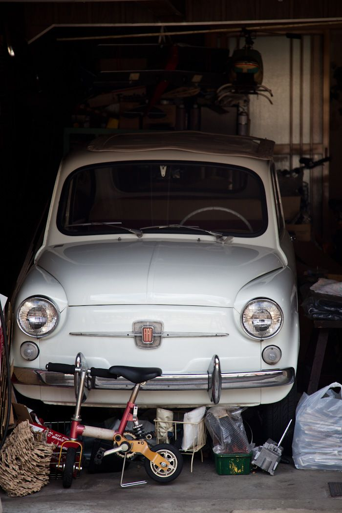 Day Trip To Kyoto Fotografia Japan 500 Classic Auto Fiat