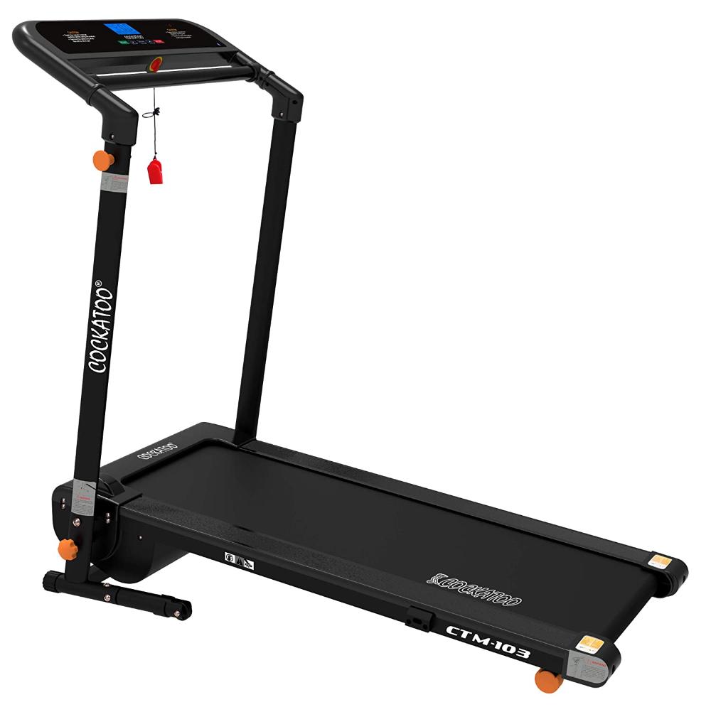 Cockatoo CTM103 1.5HP (2HP Peak) Motorized Treadmill