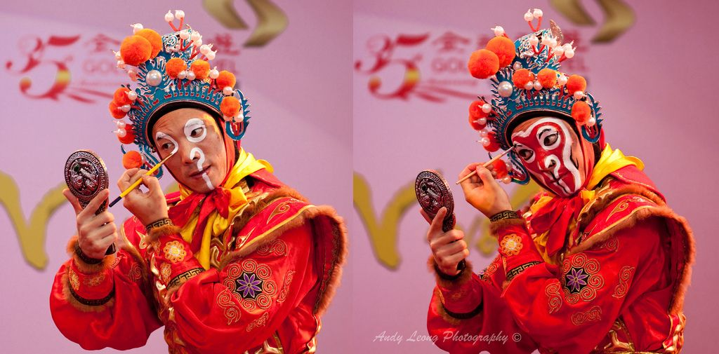 Face painting - Chinese Opera | Flickr - Photo Sharing!
