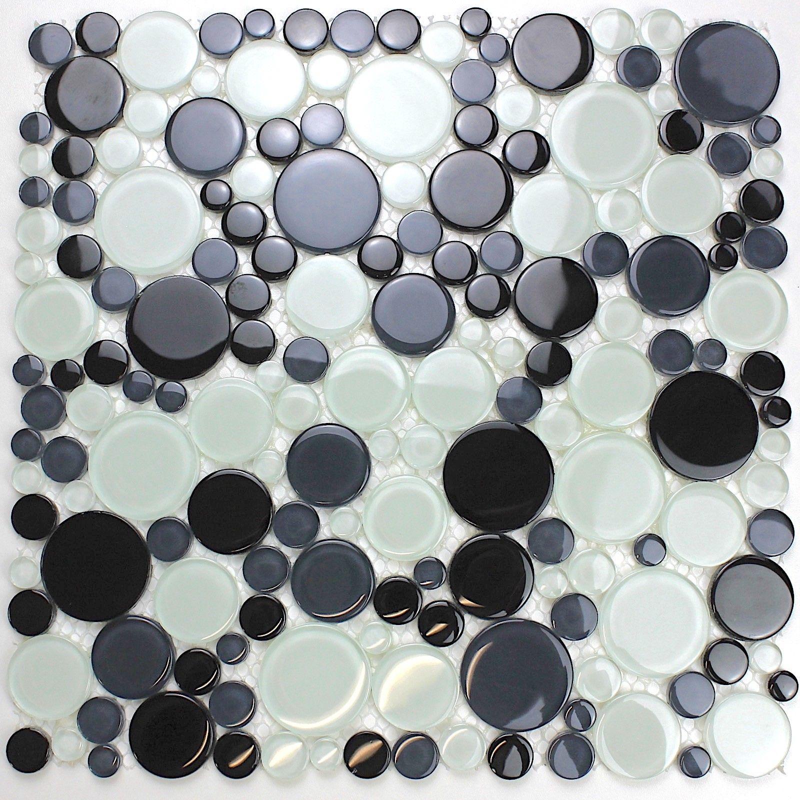 Mosaique Galet Sol Et Mur Pour Douche Et Salle De Bain RONDA - Carrelage sol salle de bain galet
