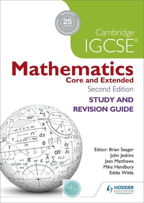 9781471856587 cambridge igcse mathematics study and revision guide 9781471856587 cambridge igcse mathematics study and revision guide 2nd edition cie source fandeluxe Images