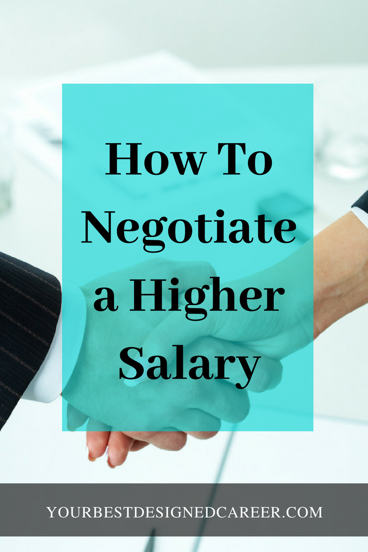 Be sure you are prepared to negotiate a higher salary for yourself. Never say yes to that initial offer. #salarynegotiation #negotiationtips #increasesalary