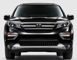 Honda Pilot Passenger Crossover Suv New Cars Pinterest