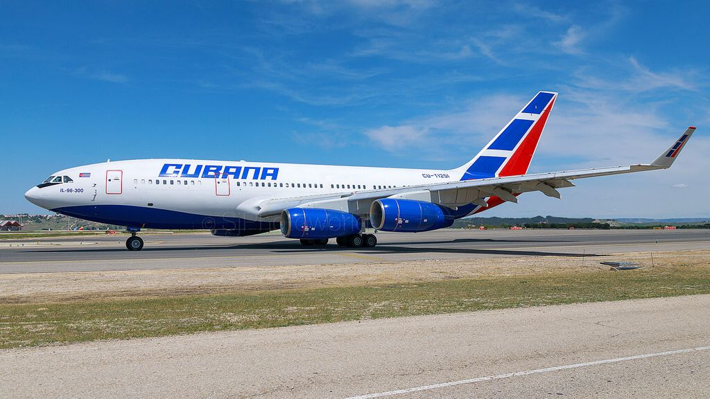 Pin On Airlines Of Cuba