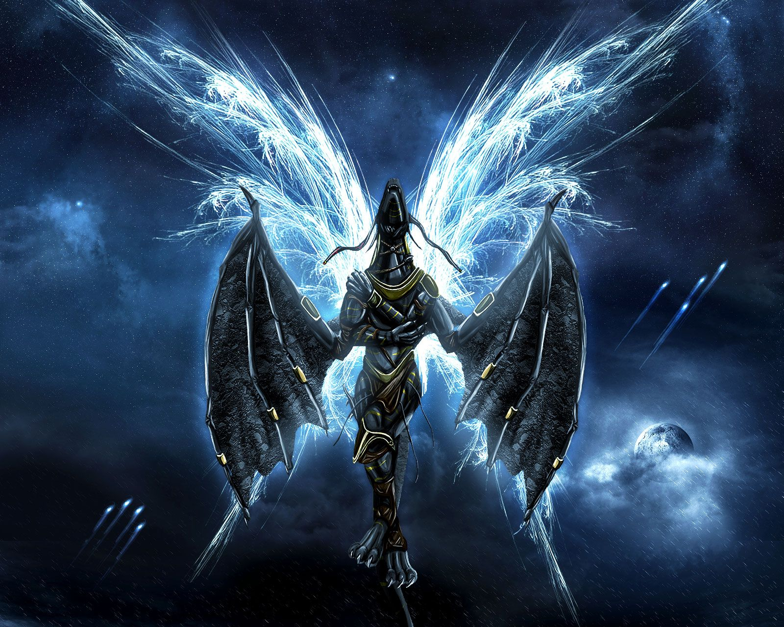 fantasy-angel-29732 | fantasy art | pinterest | dragons, angel