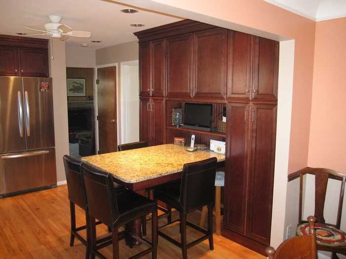 New Kitchen in Madeira, near Cincinnati, Ohio | cherry ...