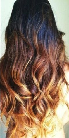 Dip Dye Ombre Hair Color | Create your own Ombre Dip Dye ...