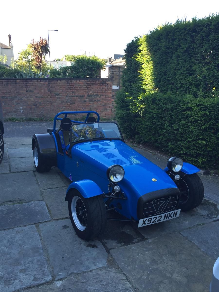 Used 2000 Caterham All Models for sale in Hammersmith from