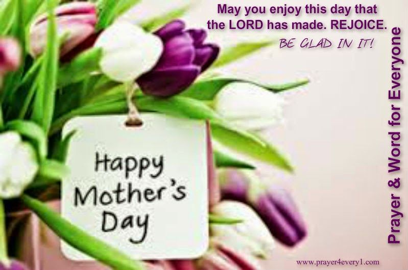 Prayer & Word for Everyone ღ: To All the Moms...