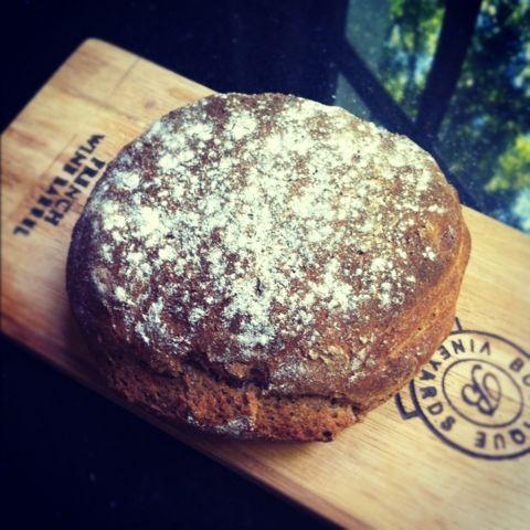 La fille du vent: Rye Bread