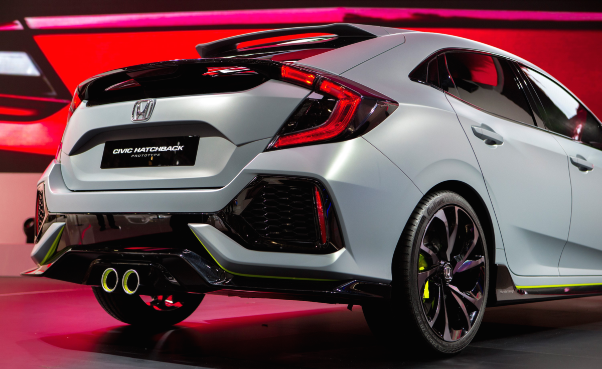 Honda S Civic Hatchback Might Scare Your Grandparents And That S A Good Thing Honda Civic Hatchback Civic Hatchback Honda Civic