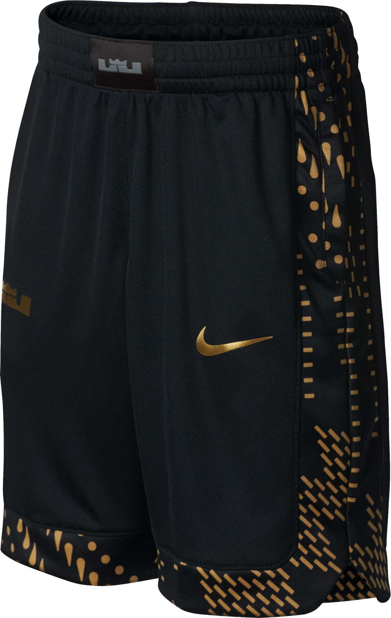 5c31ec3c196cdf Nike Boys  Dry LeBron Graphic Basketball Shorts